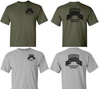 2nd Ranger Battalion Custom Deployment T-Shirt - US ARMY RANGER