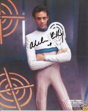 STAR TREK DEEP SPACE NINE signed 10x8 Alexander Siddig (Dr Julian Bashir)