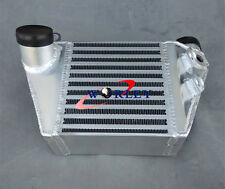 ALUMINUM INTERCOOLER For BOLT-ON SIDE-MOUNT 02-05 VW JETTA/GOLF MK4 1.8T/1.8L