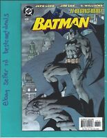 Batman comics U PICK 608 2nd 612 BW 613 614 615 616 617 618 619 HUSH 655-700-713