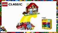 LEGO Classic Medium Classic Creative Brick Fun Building Set - 11005 Fast Deliver