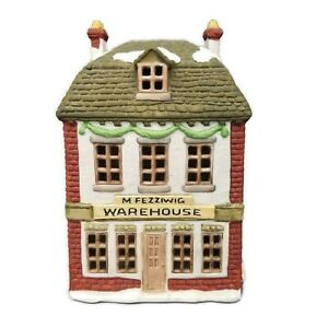 Department 56 Heritage Village Collection Dickens Village Fezziwig's Warehouse