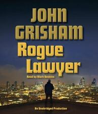 Rogue Lawyer by John Grisham (2015, CD, Unabridged)