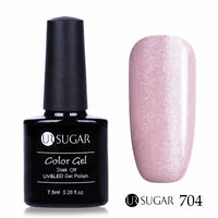 7.5ml UR SUGAR Soak Off UV Gel Nail Polish Nail Art Gel Varnish Pure Color 704