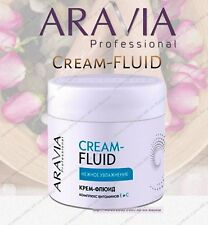New ARAVIA Professional  Cream Fluid 300 ml. skin care after paraffin therapy