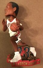 RARE UNOPENED LEBRON JAMES LEGENDS OF THE COURT BOBBLEHEAD