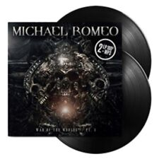 Michael Romeo - War of the Worlds, Pt. 1 - Double Vinyl + MP3 - Pre Order - 27/7