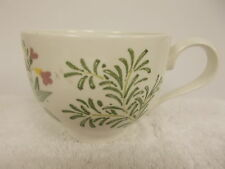 Portmeirion China The National Trust Garden Herbs Pat Albeck Coffee Tea Cup Mug