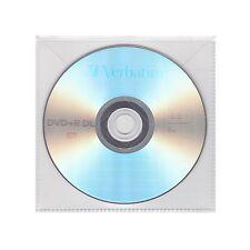 1 Verbatim DVD+R Dual Double Layer 8.5 GB (8X) 43666 In Sleeves