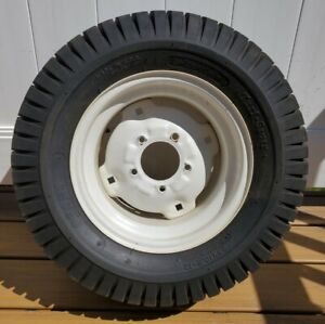 Craftsman GT6000 Rear Tire & Rim 23x10.50-12