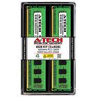 A-Tech 8GB 2 x 4GB PC3-12800 Desktop DDR3 1600 MHz DIMM 240-pin Memory RAM 4G 8G