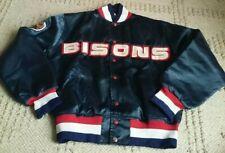 VTG Buffalo Bisons Satin Minor League Baseball Jacket 1980s Sz Medium