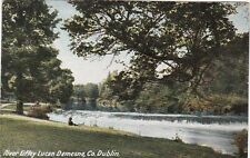 River LIffey, The Demesne, LUCAN, County Dublin, Ireland