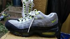 Nike Air Max 95 Cool Grey Neon Gradient Grey Volt Yellow OG 609048-072 Sz 12