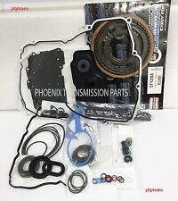 6T40 6T45 6T50 Transmission Rebuild Kit with OE Clutches & Filter 2008 & Up