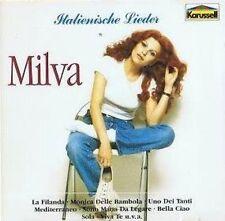 Milva Italienische Lieder (1976, Karussell) [CD]