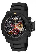 Invicta 24505 Disney 47mm Subaqua Noma II Edición Limitada Cronógrafo Reloj