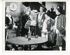 Abbott And Costello Meet Captain Kidd-Charles Laughton-8x10-B&W-Promo-Still