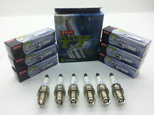 6x DENSO PTF20TT 4510 Platinum-Titanium TT Spark Plug Pre-Gapped