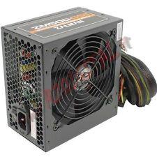 ALIMENTATORE PC ZALMAN ZM500-GS ATX GSII 500 WATT 80+ 14Cm COMPUTER FISSO CASE