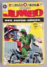 Jumbo Des Super-heros 299 French edit En Francais 1973 Heritage Edit ComicOrama