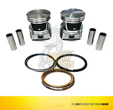 Pistons & Piston Rings For Ford Focus Ecosport Mazda 3, MX5 2.0L - SIZE 040