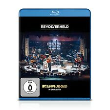 REVOLVERHELD - MTV UNPLUGGED IN DREI AKTEN  BLU-RAY NEU