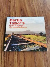 Martin Taylor's - Spirit Of Django - Last Train To Hauteville CD