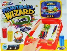 Grafix Paintball Wizard Pinball - Art And Craft Toy
