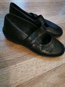 Ladies black Iorretta Shoes 5