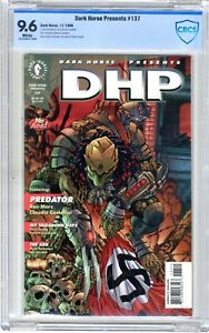 Dark Horse Presents  #137   CBCS   9.6   NM+   White pgs  11/98  Cover by Dan No