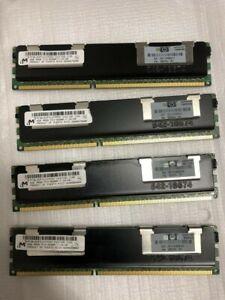 HP DDR 3 ECC RAM, SERVER-Speicher, 16 GB, 4x4 GB