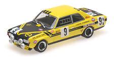 Opel Commodore A Steinmetz Toussaint Haxhe 24h Spa 1970 1:43 Model MINICHAMPS