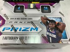 2019/20 Panini Prizm Basketball Retail Pack - 24-Pack