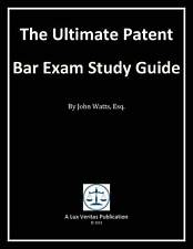 The Ultimate Patent Bar Exam Study Guide/Review Course