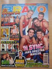 BRAVO 14/1997 'N SYNC,Aaron Carter,Michael Jackson,Backstreet Boys,No Doubt