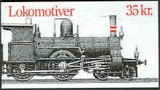 DENMARK HS57 (933) Train Booklet, VF