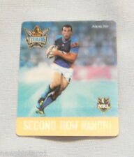 #D536. NRL 2011 GOLD COAST TITANS  RUGBY LEAGUE TAZO #53 ANTHONY LAFFRANCHI