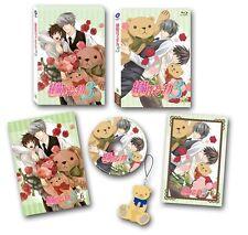 Junjo Junjou Romantica 3 Vol.6 Limited Edition Blu-ray Strap Manga Booklet Japan