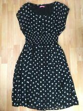 Isaac Mizrahi 14 Black Dot Dress