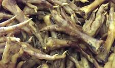 5KG KILO LARGE DRIED NATURAL TASTY CHICKEN FEET DOG PET CHEW FOOD SNACK TREAT