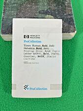 HP Printer Font Cartridge - ProCollection - 92286PC - 1989