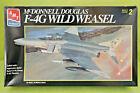 AMT/ERTL 1:48 McDonnell Douglas F-4G Phantom Wild Weasel (sealed parts bags).