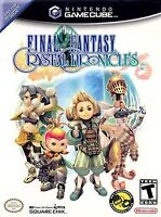 Final Fantasy: Crystal Chronicles - Nintendo GameCube GCN