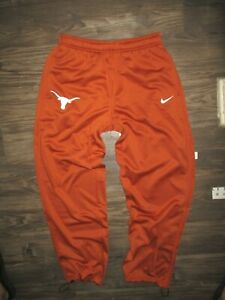 Texas Longhorns Nike Therma Fit Joggers LARGE