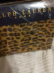 Ralph Lauren Aragon  Cotton Full Flat Sheet NIP