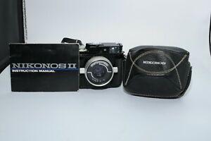 Nikonos II Underwater Camera