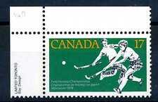 CANADA - 1979 - Hockey su prato. Coppa del Mondo femminile, Vancouver