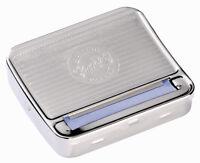 Smoking Rolling Box  (70mm)  Máquina / Caja Liadora automática en metal ,Nueva