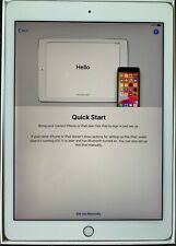 Apple iPad Pro 9.7 128GB Wi-Fi Silver A1673 Immaculate Condition Cased from New